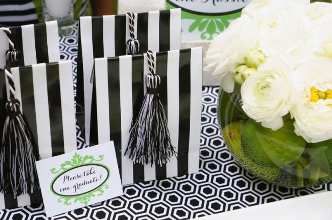 Graduation Party Gift Bags